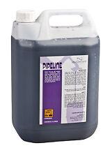 Pipeline Beer Line Cleaner 2 x 5 Ltr Purple Indicator Restaurant Pub Bar clean