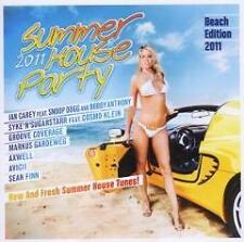 Various - Summer House Party 2011 (OVP)