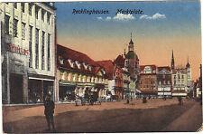 Allemagne - cpa - RECKLINGHAUSEN - Markiplatz