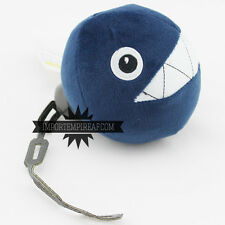 SUPER MARIO BROS. CATEGNACCIO PELUCHE plush Chain Chomp Wanwan sanei new wii u
