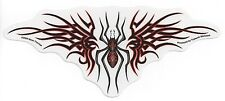 TRIBAL RED SPIDER Red & Black Tattoo Style Sticker Car Decal Nene Thomas