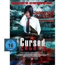 DVD CURSED (CULT-MOVIE) - JAPAN-HORROR ***** NEU ******