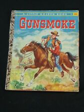 Little Golden Book  Gunsmoke