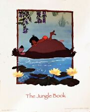 THE JUNGLE BOOK • Limited Production Run Poster • Hard to Find
