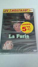 "DVD ""LA FURIA"" PRECINTADA BRIAN DE PALMA KIRK DOUGLAS SEALED"