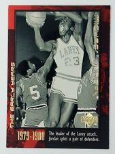 1999 Upper Deck Career Box Set The Early Years Michael Jordan #3, Bulls, HOF
