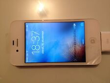Apple iPhone 4S - 16GB White FACTORY UNLOCKED Excellent Seller refurbished