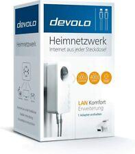 Devolo 09777 Heimnetzwerk LAN Komfort Erweiterung (D)