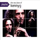 NEW Playlist: The Very Best Of Kenny G (Audio CD)