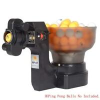 Ping Pong Robot with 36 Different Spin Balls Table Tennis Automatic Ball Machine