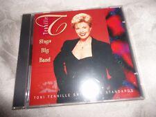 Toni Tennille Sings Big Band CD CAPTAIN & TENNILLE