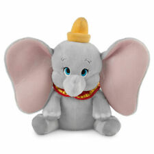 "NWT  Disney Store Dumbo Elephant 14"" Plush Toy NEW"