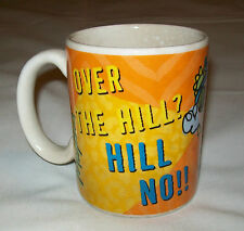 Over the Hill? Hill No! Halmark Maxine Coffee Cup/Mug