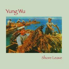 """Yung Wu SHORE LEAVE Limited RSD 2018 New Sealed Vinyl Record LP + 7"""" Flexi-Disc"""