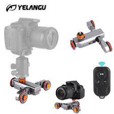 YELANGU L4X  Motorized Video Track Motor Slider Car Dolly for Action Cameras