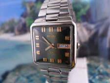 Unique 34mm Seiko Stainless Steel 5606 5110 Day/Date Men's Automatic 430291
