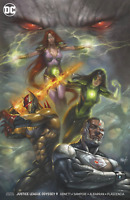 Justice League Odyssey #9 Variant Comic Book 2019 - DC
