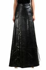 Maison Margiela Black Women's Maxi Skirt US S IT 40