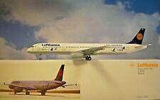 Limox Wings 1:200 Airbus A321-100 Lufthansa D-Airr Wismar EW52 Modellairport500