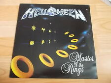 HELLOWEEN - Master Of The Rings KOREA LP W/Insert