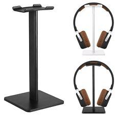 Universal Aluminum Earphone Headset Hanger Holder Headphone Desk Display Stand