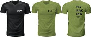 Fly Racing 2021 Men's Military T-Shirt All Colors All Sizes