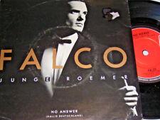 "7"" - Falco Junge Roemer & No Answer - UK 1984 # 0250"
