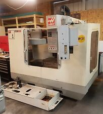 "2003 Haas VF-1 CNC Vertical Machining Center Mill 20 HP 7500 RPM 20""x16"" 20 ATC"