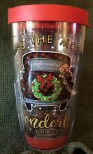 Simply Southern Tervis Christmas Most Wonderful Time of the Year Tumbler Cup NWT