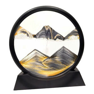 Moving Sands Picture 3D Sand Art Hourglass Dynamic Sand-scapes Art in Motion