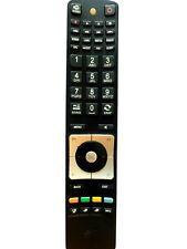 JVC LCD TV/DVD COMBI REMOTE CONTROL RM-C1233 for LT24HD32J LT32HD32J