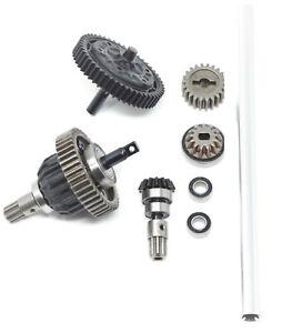 1/10 MAXX SPUR Gear Center Differential, Driveshaft Cush Drive Traxxas 89076-4