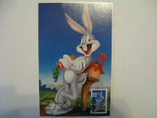 Us Scott # 3137 1997 Bugs Bunny Coll Special First Day Of Issue Souvenir Book