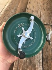 VINTAGE ALVEY 60 C5 FISHING REEL EXCELLENT COND WITH ORIGINAL BOX AND MANUAL