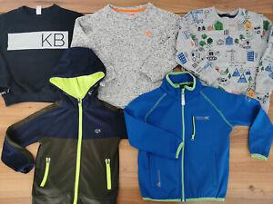 boys 5-6 years bundle autumn winter jumper hoodie George F&F Regatta