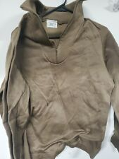 Underwear Cold Weather Polypropylene large shirt top USGI Army Military Brown