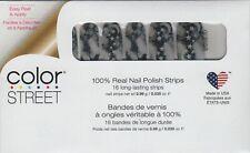 CS Nail Color Strips Dark Magic Halloween 100% Nail Polish - USA Made!