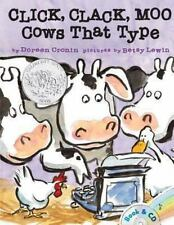 Click, Clack, Moo : Cows That Type  (Paperback) (BB-343)