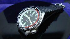 Vintage Seiko divers 7002 BLACK RALLY DRIVER XX MEGA MOD JAN 1990 N41