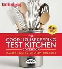 Good Housekeeping Test Kitchen Cookbook BRAND NEW PRISTINE! Essential Recipes