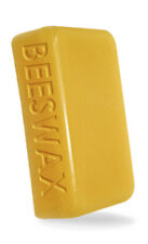 ALL ORGANICS ~Natural Beeswax~ Apis Cerana (1kg) Unbleached, Unfiltered