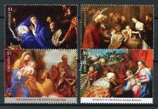 Grenada 2017 MNH Christmas Nativity Rubens Chairi Bloemaert 4v Set Art Stamps