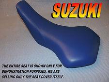 Suzuki LTZ 400 New seat cover 2003-08 LTZ400 400Z LTZ400Z Blue 932B
