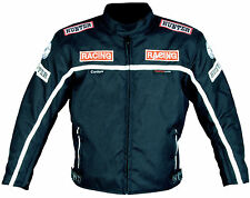 Kids motorbike motorcycle textile motocross jacket children's clothing youth