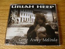 CD Single: Uriah Heep : Come Away Melinda
