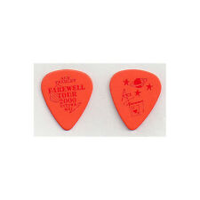 Ace Frehley Kiss Ottawa Guitar Pick 0921 Farewell Tour
