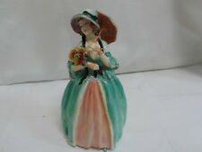 Royal Doulton June Figurine (Green) Hn1690 - Retired 1949