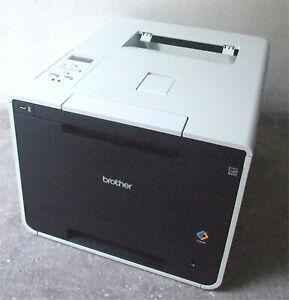 Imprimante BROTHER HL L8250CDN laser couleur A4 28ppm réseau recto verso 9000p
