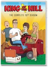 King of the Hill: The Complete 10th Season [New DVD] 2 Pack