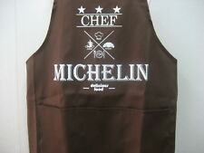 """Japanese Style Chef Food Print Funny Kitchen Work Shop Cafe Apron Costume L41"""""""